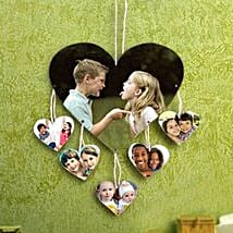 Personalized Love On Wall: Send Personalised Gifts to Wardha