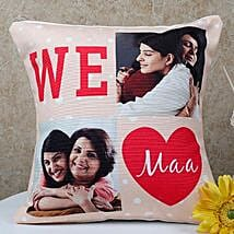 Personalized Maa Cushion: Gifts for Mother in Law