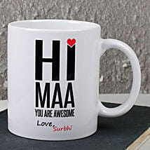 Personalized Maa Mug: Mugs for Mother's Day
