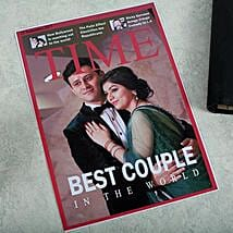 Personalized Magazine Cover: Gifts for Anniversary