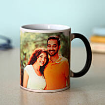 Personalized Magic Mug: Send Flowers to Singrauli