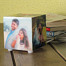 Personalized Memories Lamp: Send Gifts to Silchar