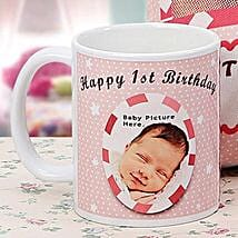 Personalized Memories Mug: Send Personalised Mugs for Her