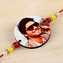 Personalized Pretty Rakhi: