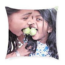 Personalized Print Cushion: Womens Day Gifts for Daughter