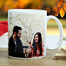 Personalized Special Couple Mug: Send Personalised Mugs for Rakhi