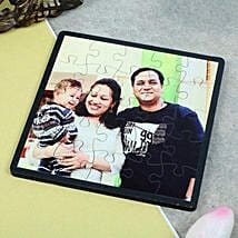 Personalized Square Puzzle: Personalised Gifts Sirsa
