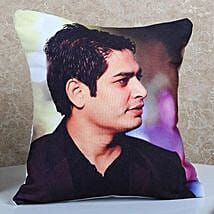 Personalized Suave Cushion: Personalised Cushions for Fathers Day