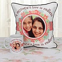 Personalized Tears Of Joy Combo: Family Gift Hampers