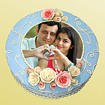 Photo Cake: Anniversary Cakes Gurgaon