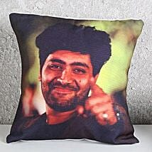 Photo Cushion Personalized: Send Personalised Cushions for Rakhi