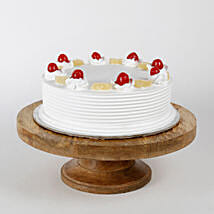 Pineapple Cake: Cake Delivery in Ahmednagar