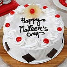 Pineapple Special Mothers Day Cake: Eggless cakes for Mother's Day