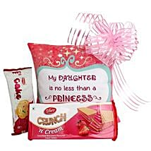 Pink Hamper: Send Gift Hampers to Faridabad