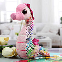 Pink Majestic Seahorse: Birthday Gifts for Kids