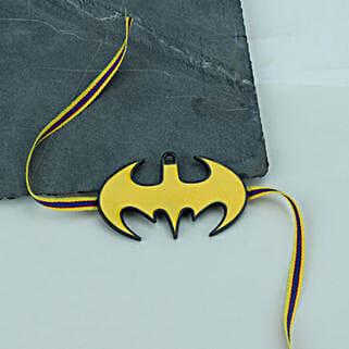 Powerful Batman Rakhi: Cartoon Rakhi