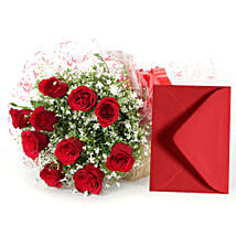 Precious Moment: Send Flowers to Warangal