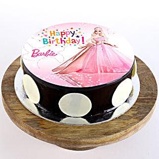 Princess Barbie Cake: Birthday Gifts for Kids