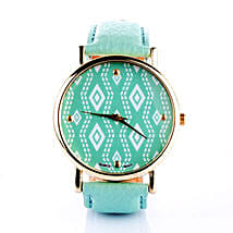 Printed Mint Watch For Women: Buy Watches