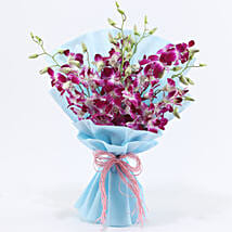 Purple Orchids: Send Wedding Gifts to Mysore