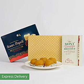 Rakhi Sweet Express: Rakhi - Same Day Delivery