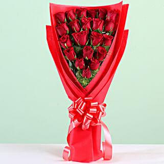 Reasons Of Love Bouquet: Flower Bouquets