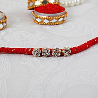 Red Mauli Rakhi: Mauli Rakhi