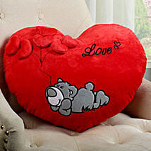 Red Small Soft Heart: Valentines Day Soft toys