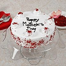 Red Velvet Cake For Mom: Send Red Velvet Cakes to Kolkata
