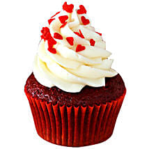 Red Velvet Cupcakes: Send Valentine Cakes to Chennai