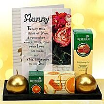 Rejuvenating Hamper For Moms: Mothers Day Spa Hampers