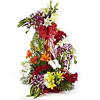 Rhythm Divine: Send Lilies for Him
