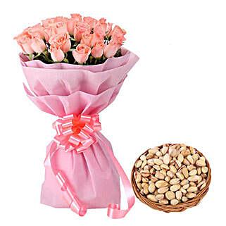 Rich Celebration: Flower N Dry Fruit