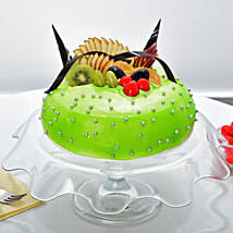Rich Fruit Cake: Send Rakhi to Adoni