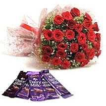 Rush Of Romance: Send Flowers to Muzaffarpur