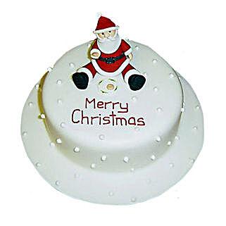 Santa Christmas Cake: Christmas Giftsto Chennai