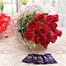 Set To Please: Send Valentine Flowers to Tirupur