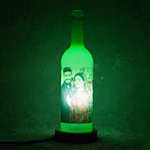 Shining Memory Personalized Lamp: Send Anniversary Gifts to Noida