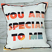 Show Your Care Cushion: Womens Day Gifts for Girlfriend