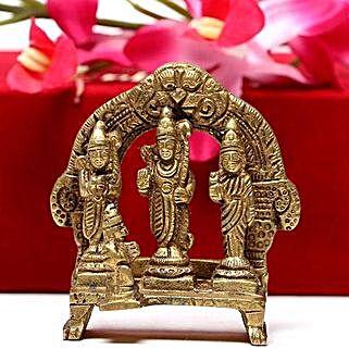 Shri Ram Darbar Idol: Send Spiritual Gifts