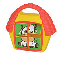 Simba Abc Sound N Music Puzzle with Cool Dude Smiley: Educational Games for Kids