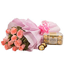 Simple Elegance: Send Flowers & Chocolates to Pune