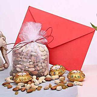 Sizzling Diwali Crush: Diwali Gifts to Lucknow