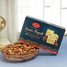 Soan N Nut Combo: Gift Baskets for Mothers Day