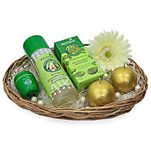 Soothing Spa: Valentines Day Gift Baskets