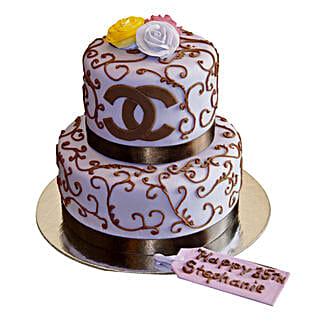 Special Chanel Cake: Premium Cakes