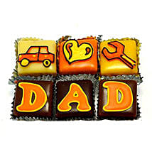 Special DAD Cupcakes: Cup Cakes to Chennai