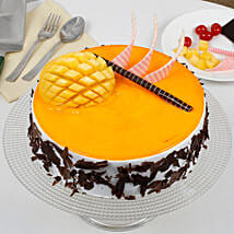 Special Mango Fruit Cream Cake: Cakes to Moradabad