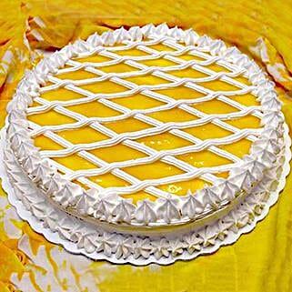Special Mango Redondo Cake: Send Mango Cakes to Gurgaon