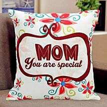 Special Mom Cushion: Gifts to Udhampur